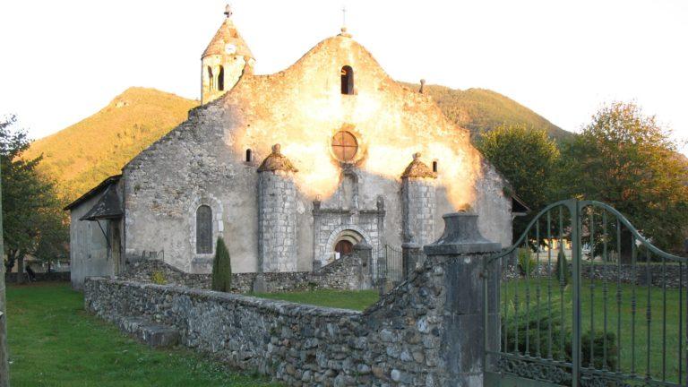 église romane du XIIe siècle